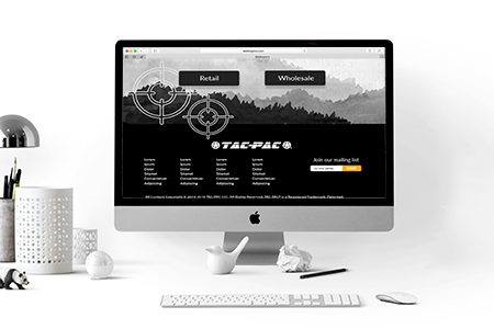 Hailey Erickson Web Design Example